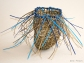 Contemporary basketry: 'Adrift' by Meredtih Peach