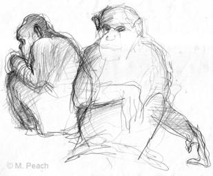 Illustration from 'Mosman Impressions'